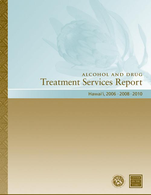 Alcohol and Drug Treatment Services Report (2012)