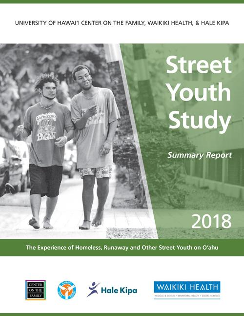 Street Youth Study Summary Report (2018)